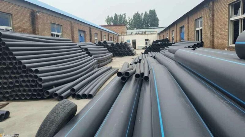100型大口径pe排水管