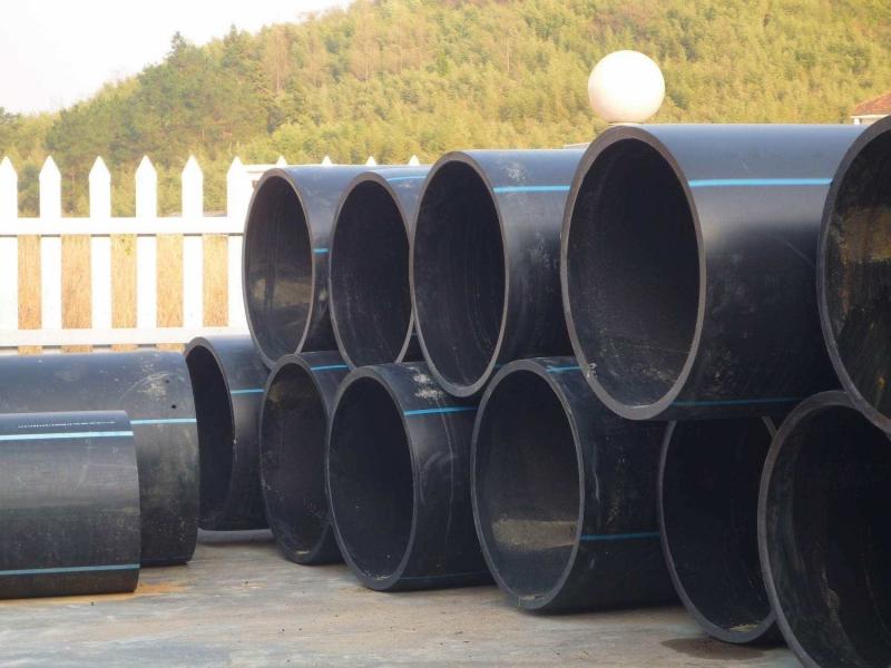 PE长距离加强型排水管